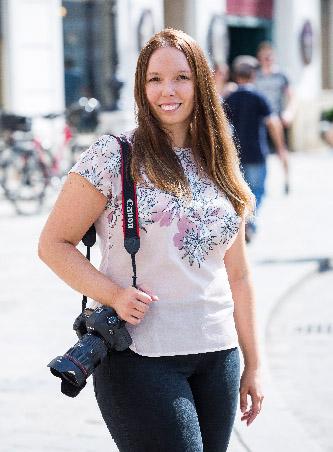 Fotografin Maja